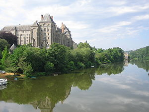 Solesmes Abbey - Solesmes Abbey