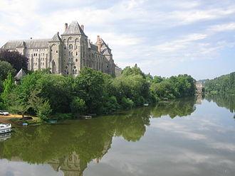 Solesmes Abbey - Solesmes Abbey