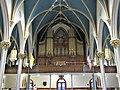St. Augustine Cathedral interior - Bridgeport, Connecticut 02.jpg