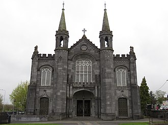 Roman Catholic Diocese of Ossory - St. Canice's Church in 2018