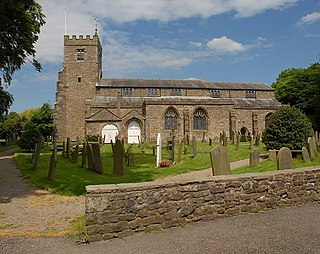St Helens Church, Churchtown Church in Churchtown, Lancashire