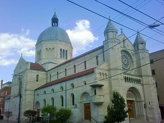 Cathedral of Saint Joseph (Wheeling, West Virginia) United States historic place