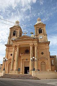 St. Mary Church in Dingli.JPG