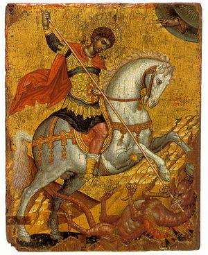 Emmanuel Tzanes - Image: St George E Tzanes