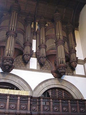 St Aidan's Church, Leeds - Image: St Aidans 0102