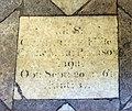 St Andrew, Kilverstone, Norfolk - Ledger slab - geograph.org.uk - 1700100.jpg