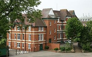 St Benedict's School, Ealing - Junior School