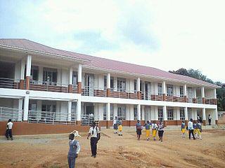 St. Denis Ssebugwawo Secondary School Government-aided day and boarding high school in Ggaba, Kampala District, Uganda