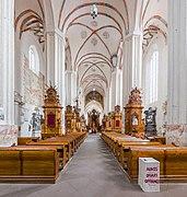 St Francis and Bernardine Monastery Church Interior 1, Vilnius, Lithuania - Diliff.jpg