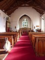 St John's Church, Levens, Interior - geograph.org.uk - 1723322.jpg