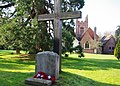 St Mary's Church, Eversley, Hampshire - geograph.org.uk - 1717144.jpg