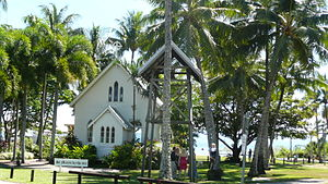Port Douglas - St Mary's by the Sea (former Catholic church, 1914-1988)
