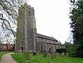 St Mary Magdalene Church, Pulham Market, Norfolk - geograph.org.uk - 804953.jpg