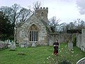 St Mary Magdalene Church Loders - geograph.org.uk - 171593.jpg