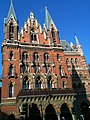 St Pancras Renaissance London Hotel, UK - 20120201-02.jpg