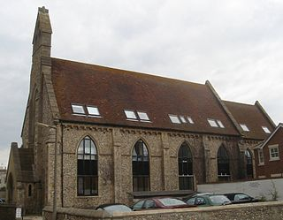 St Peters Church, Shoreham-by-Sea Church in West Sussex , England