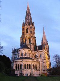 Catedral de San Finbar (o Saint Finbarres), en Cork