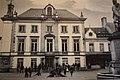 Stadhuis, Markt, Zottegem (historische prentbriefkaart) 03.jpg