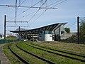 Stadtbahnhaltestelle Messe-Ost, April 2020, 6344.jpg
