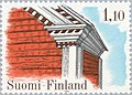 Stamp of Finland - 1979 - Colnect 46901 - Frontage of the floor storehouse Rasula Kuortane.jpeg