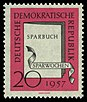 Stamps of Germany (DDR) 1957, MiNr 0599.jpg