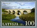 Stamps of Latvia, 2008-23.jpg