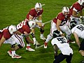 Stanford vs Oregon football 2011 08.jpg