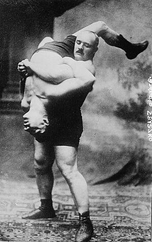 Stanislaus Zbyszko - Zbyszko circa 1913