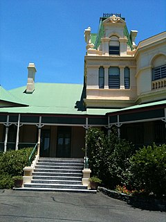 Stanley Hall, Clayfield