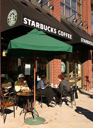 Starbucks in WashingtonDC