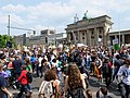 Start of the FridaysForFuture protest Berlin 24-05-2019 02.jpg