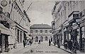 Stationsstraat, Zottegem (historische prentbriefkaart) 07.jpg