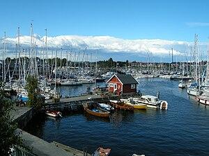 Stavern - Stavern havn