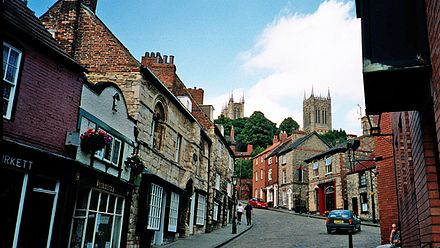 Lincoln England Wikiwand
