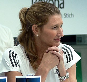 1996 WTA Tour - Steffi Graf ended the year as number 1 for the seventh time