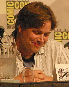 Stephen Chbosky, Jericho Panel at Comic Con SD 2006 cropped.jpg