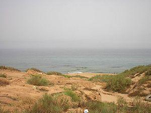 Stidia - A beach in Stidia