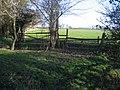 Stile near Lea Newbold Farm - geograph.org.uk - 327000.jpg