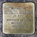 Stolperstein Brunnenstr 40 (Mitte) Lieselott Neumark.jpg