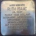 Stolperstein Kalkar Kesselstraße 12 Ruth Isaac.jpg