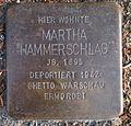 Stolperstein Lauenau Marktstraße 12 Martha Hammerschlag.jpg