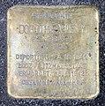 Stolperstein Martin-Luther-Str 65 (Schön) Dorothea Levy.jpg