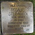 Stolperstein Steinfurt Markt 1 Rosalie Steinmann.jpg