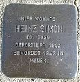 Stolperstein Windeck Dattenfeld Hauptstraße Heinz Simon.jpg