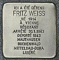Stolperstein für Fritz Weiss (Bordeaux).jpg