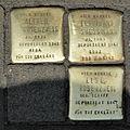 Stolpersteine Köln, Verlegestelle Aachener Straße 28 (1).jpg
