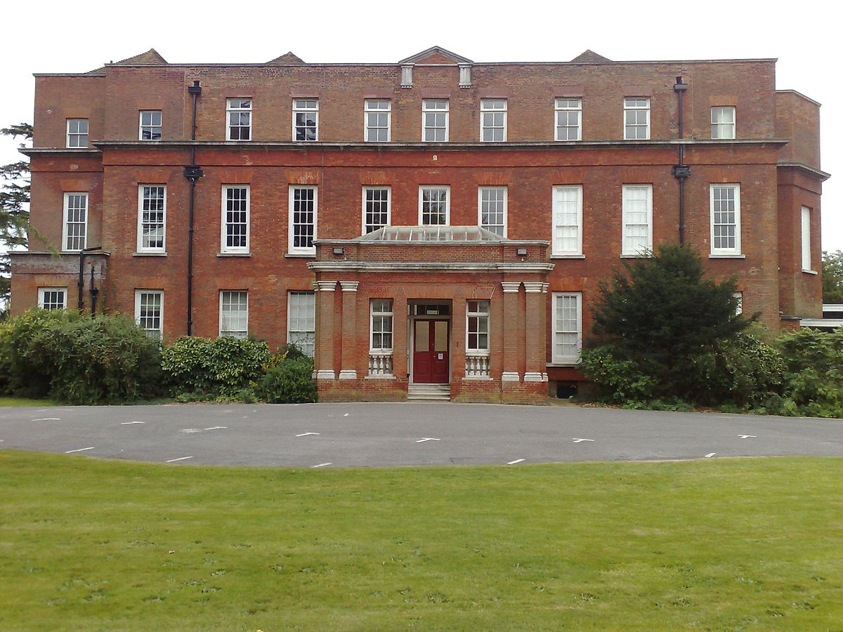 South Stoneham House Wikipedia