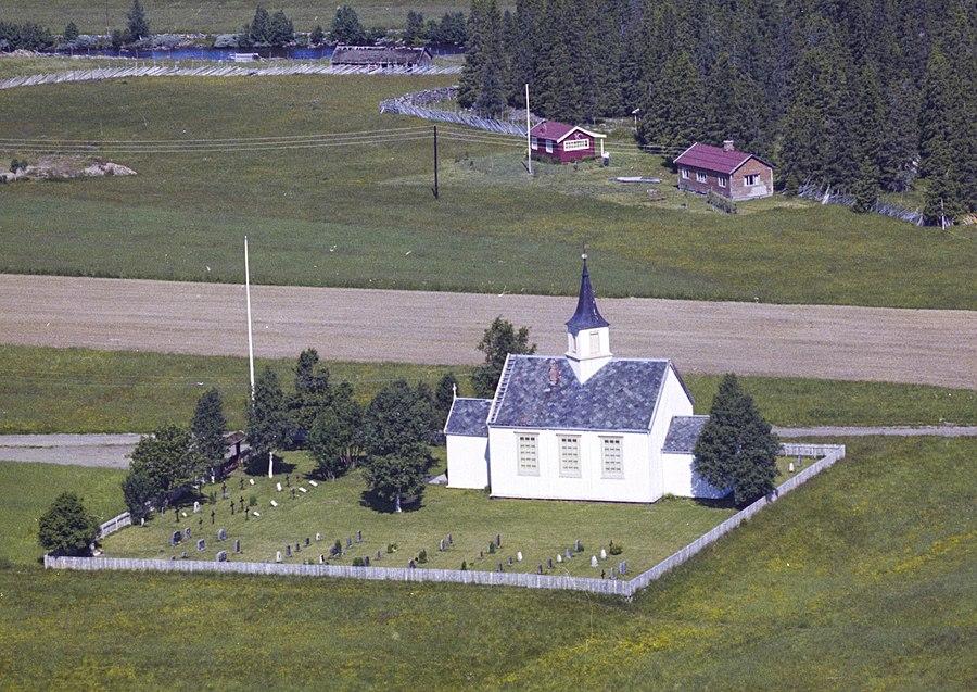 Stordalen Chapel