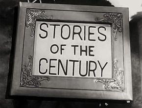 affiche Histoires du si�cle dernier