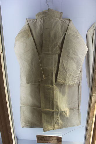Straitjacket - Straitjacket on display at Glenside Museum